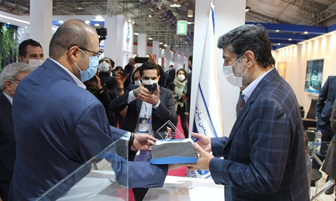 Active presence of Pars Industrial Soil Company in the fourth International Exhibition of Rubber Industry Chain